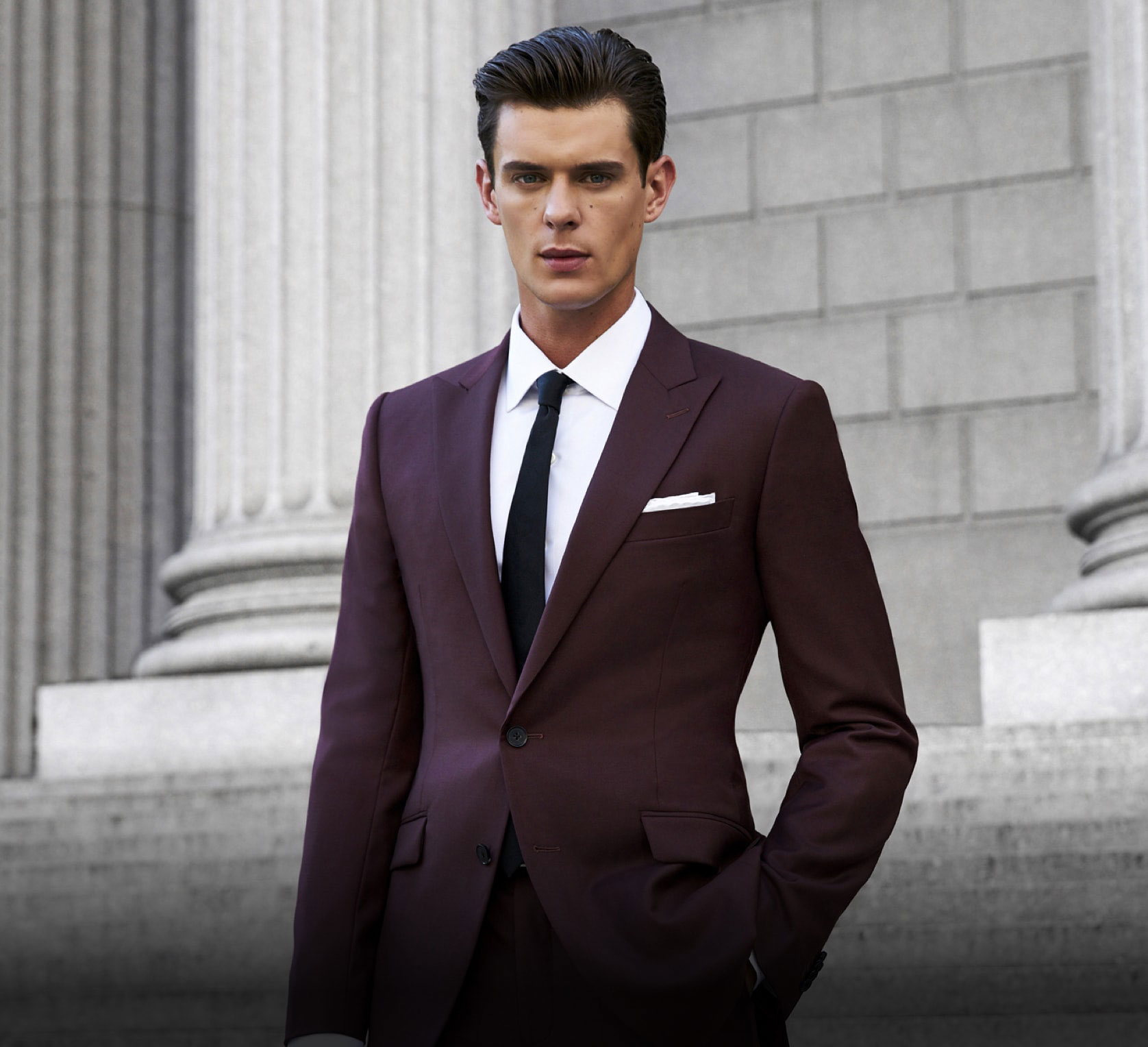 Black Lapel - Best Online Custom Suits and Shirts