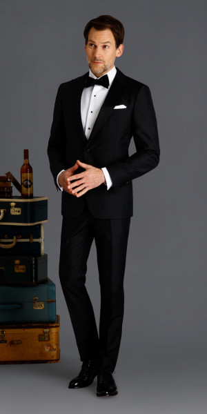 Wedding Attire - Tuxedos and Wedding Suits | Black Lapel